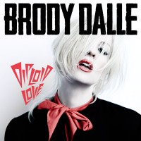 Brody Dalle - Diploid Love (Cover Artwork)