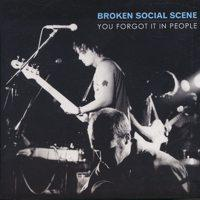 Broken Social Scene - You Forgot It In People (Cover Artwork)