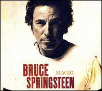 Bruce Springsteen - Magic (Cover Artwork)