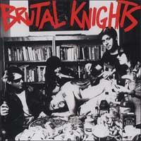 Brutal Knights - Feast of Shame (Cover Artwork)