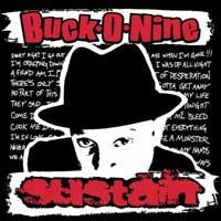 Buck-O-Nine - Sustain (Cover Artwork)