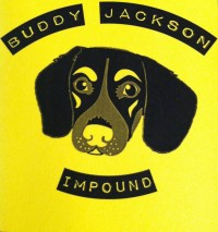 Buddy Jackson - Impound EP (Cover Artwork)