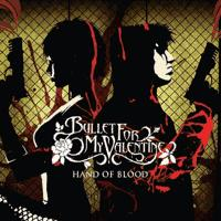 Bullet for My Valentine - Hand of Blood (Cover Artwork)