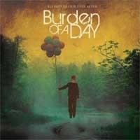 Burden of a Day - Blessed Be Our Ever After (Cover Artwork)