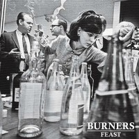 Burners - Feast [EP] (Cover Artwork)