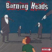 Burning Heads - Escape (Cover Artwork)