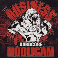 The Business - Hardcore Hooligans (Cover Artwork)