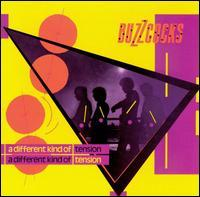 Buzzcocks - A Different Kind of Tension (Cover Artwork)