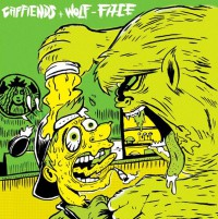 Caffiends / Wolf-Face - Split (Cover)