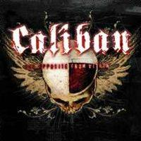 Caliban - The Opposite From Within (Cover Artwork)