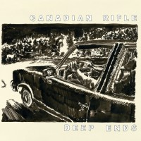 Canadian Rifle - Deep Ends (Cover Artwork)