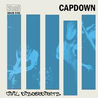 Capdown - Civil Disobedients (Cover Artwork)