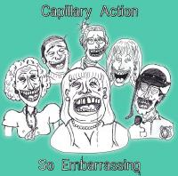 Capillary Action - So Embarassing (Cover Artwork)