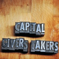 Capital - Givers Takers (Cover Artwork)