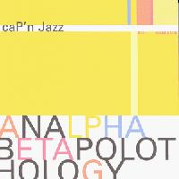 Cap'n Jazz - Analphabetapolothology (Cover Artwork)