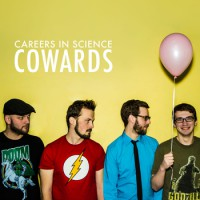 Careers in Science - Cowards [EP] (Cover Artwork)