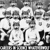 Careers in Science - Whateverwolf (Cover Artwork)