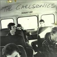 The Carlsonics - The Carlsonics (Cover Artwork)