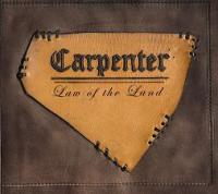 Carpenter - Law of the Land (Cover Artwork)