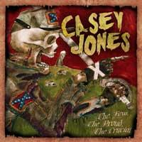 Casey Jones - The Few, The Proud, The Crucial (Cover Artwork)
