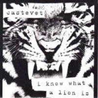 Castevet - I Know What a Lion Is (Cover Artwork)
