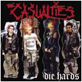 The Casualties - Die Hards (Cover Artwork)