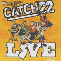 Catch 22 - Live [CD/DVD] (Cover Artwork)
