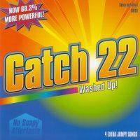 Catch 22 - Washed Up & Through The Ringer (Cover Artwork)