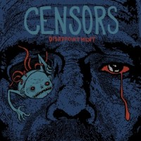 Censors - Disappointment [7-inch] (Cover Artwork)