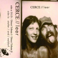 Cerce / Leer - Split [7-inch] (Cover Artwork)