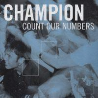 Champion - Count Our Numbers (Cover Artwork)
