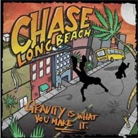 Chase Long Beach - Gravity Is What You Make It. (Cover Artwork)