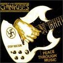 The Chinkees - Peace Through Music (Cover Artwork)