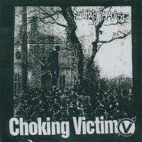 Choking Victim - Crack Rock Steady Demo (Cover Artwork)