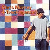 Chris Murray - 4-Trackaganza! (Cover Artwork)