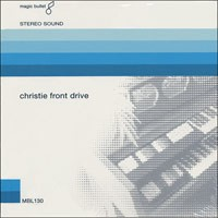 Christie Front Drive - Christie Front Drive (Stereo) [CD/DVD reissue]  (Cover Artwork)