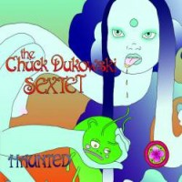 Chuck Dukowski Sextet - Haunted (Cover Artwork)