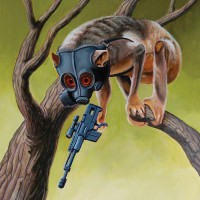 Circa Survive/Sunny Day Real Estate - Split [7-inch] (Cover Artwork)
