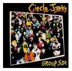 Circle Jerks - Group Sex/Wild in the Streets (Cover Artwork)
