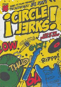 Circle Jerks - Live At The House Of Blues DVD (Cover Artwork)
