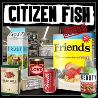 Citizen Fish - Goods (Cover Artwork)