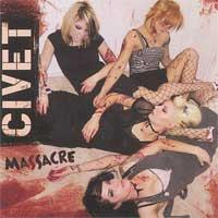 Civet - Massacre (Cover Artwork)