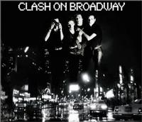 The Clash - Clash on Broadway (Cover Artwork)