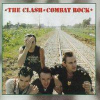 The Clash - Combat Rock (Cover Artwork)
