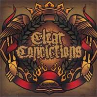 Clear Convictions - Warning (Cover Artwork)