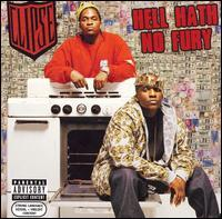 Clipse - Hell Hath No Fury (Cover Artwork)