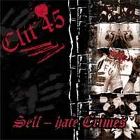 Clit 45 - Self-Hate Crimes (Cover Artwork)