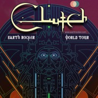 Clutch - Earth Rocker (Cover Artwork)