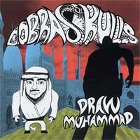Cobra Skulls - Draw Muhammad (Cover Artwork)