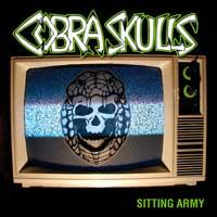 Cobra Skulls - Sitting Army (Cover Artwork)